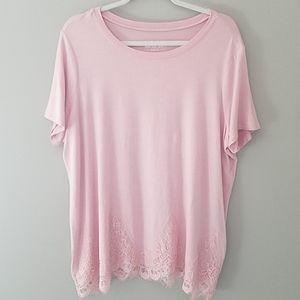 Torrid Lace Top, Size 1